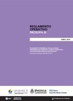 Miniatura del Documento Reglamento Operativo PROSOFA III