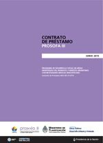 Miniatura del Documento Contrato de Préstamo ARG-21/2014
